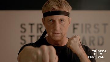 bd486a3fcedbf Johnny Lawrence (William Zabka) from 'Karate Kid' is back