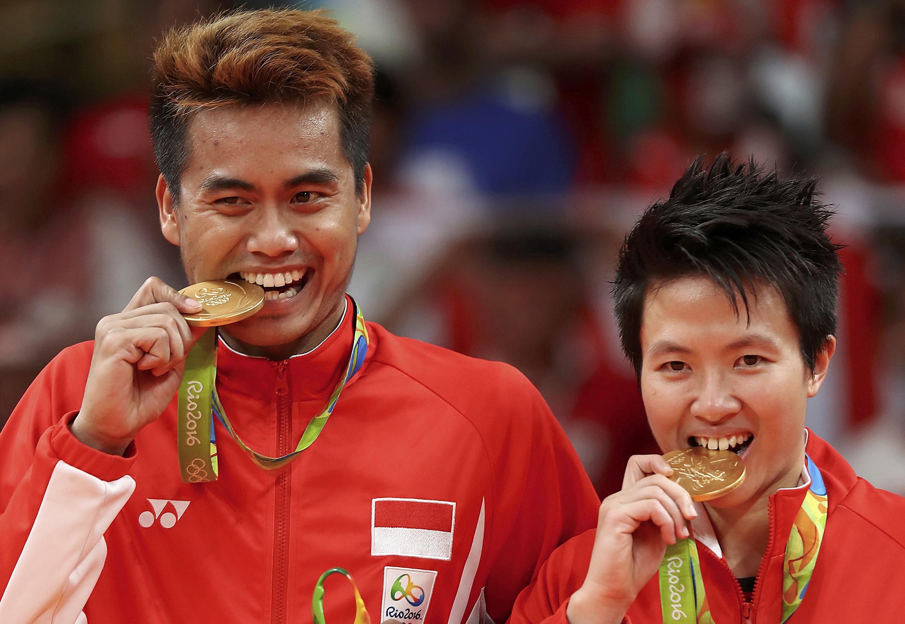 Bonus untuk peraih medali Olimpiade akan cair dalam 3 minggu