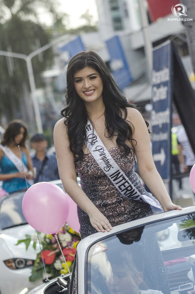 UPS AND DOWNS. Mariel de Leon says she has learned so much from her stint as a Binibini, making her the woman that she is today. Photo by Rob Reyes/Rappler