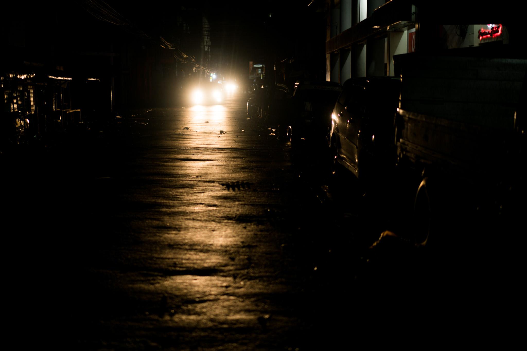 DOE targets restoring power in Biliran before Christmas