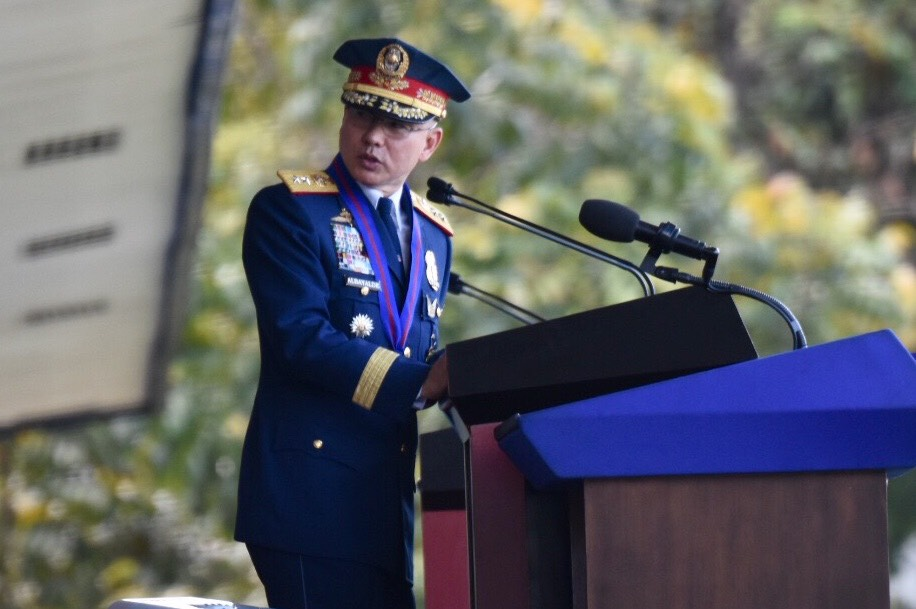 New PNP chief Albayalde vows to continue 'low-key but stern' leadership