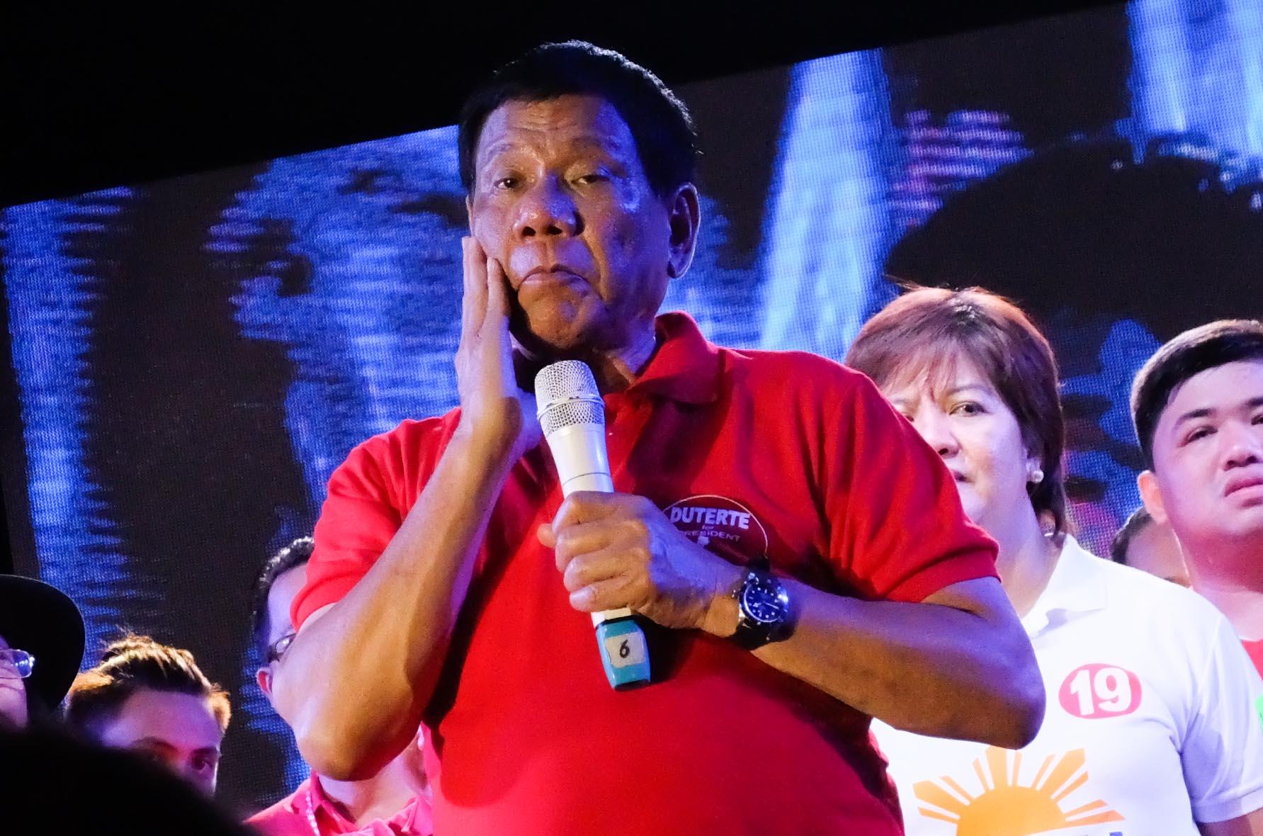 Robredo, Escudero: Duterte's rape joke sends wrong signal to public