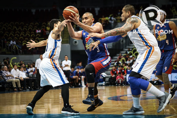 Lee used ex-coach Guiao as motivation in Game 2 outburst for Magnolia