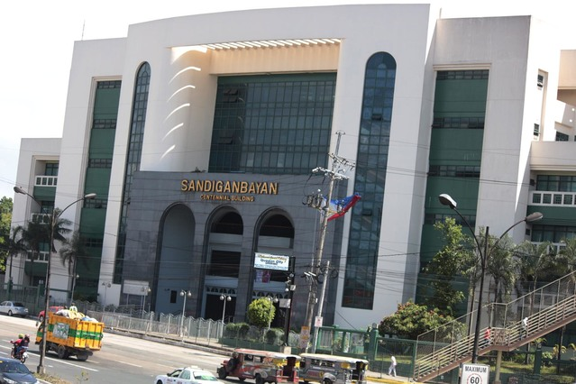 Sandiganbayan photo by: DARREN LANGIT