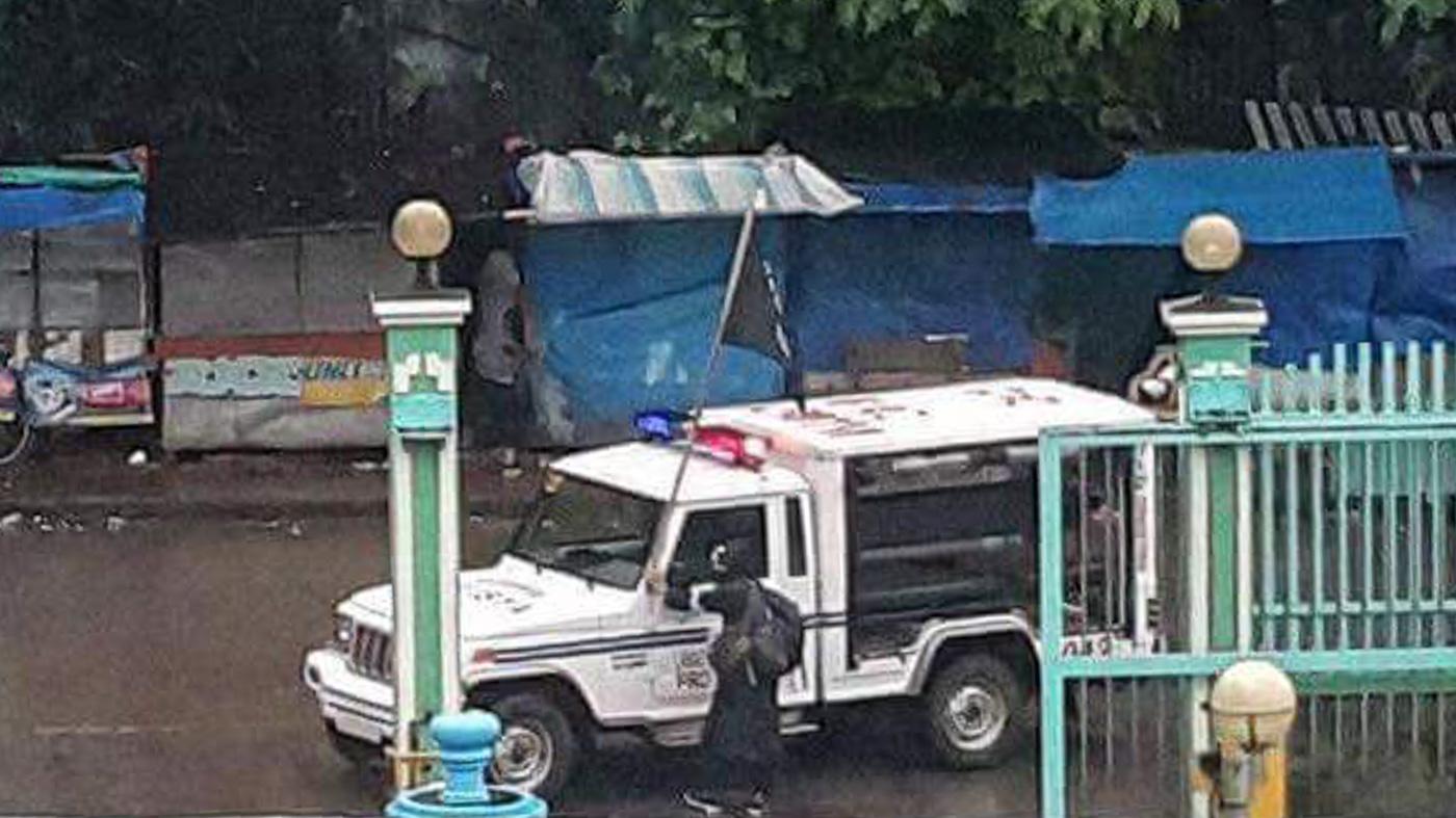 Risultati immagini per marawi ISIS