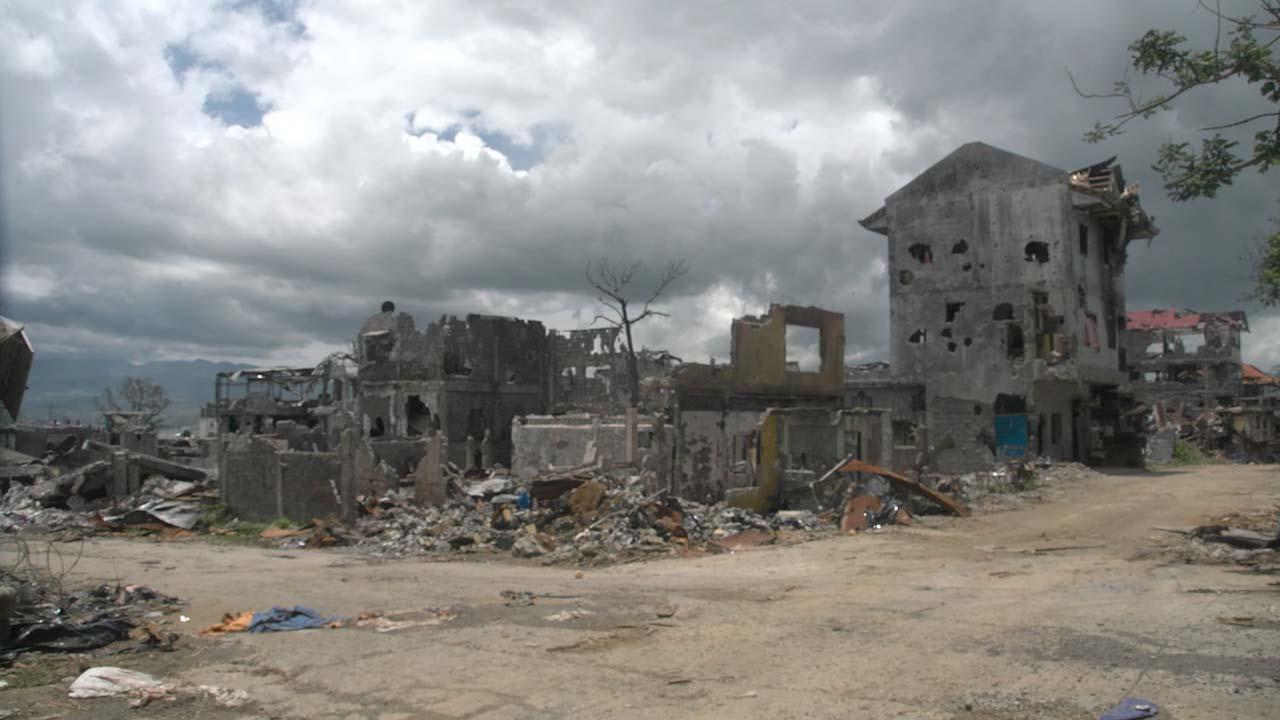duterte reorganizes body tasked with marawi rehabilitation