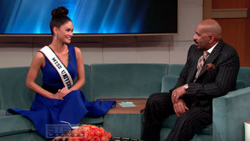 WATCH: Pia Wurtzbach discusses Miss Universe mix-up with