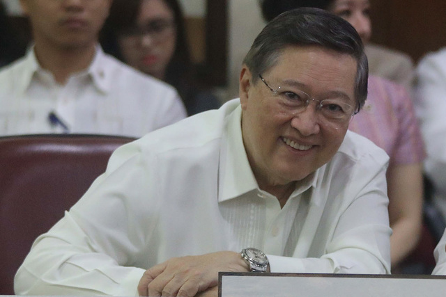 Tax Reform Bill Philippines >> DOF's 2019 wish: Passage of Trabaho bill, other tax reform packages