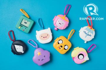 Sneak peek: McDonalds' cute 'Adventure Time' Happy Meals