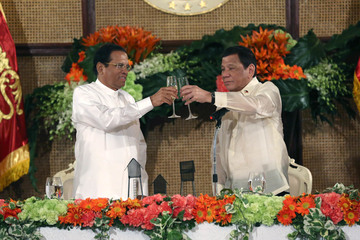 Duterte, Sri Lanka President Sirisena boost defense, agri ties during visit