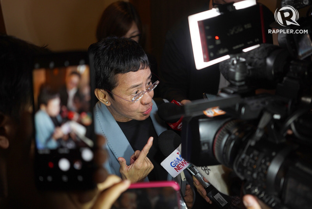 maria-ressa-arrest-feb132019-0010_5F100DD334D64640A61A4AA584B061F4 - Dismiss cyber libel case vs Maria Ressa, Rappler - Te, FLAG - Philippine Laws