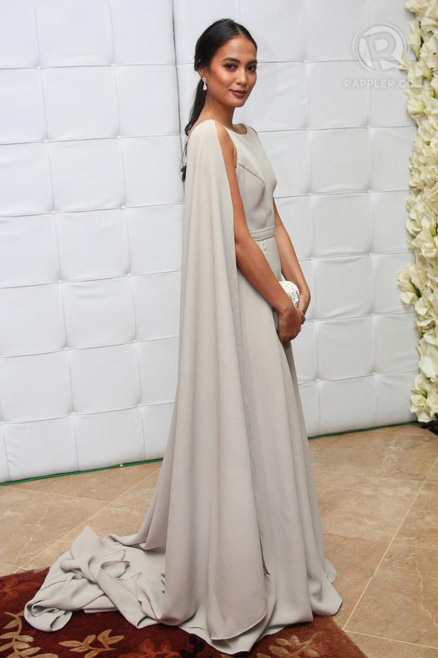 Filipiniana Wedding Gown 58 Fresh  IN PHOTOS Star