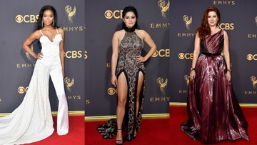 What Were They Thinking >> Emmys Fashion 2017 What Were They Thinking