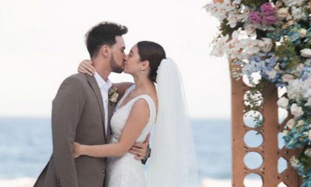 In Photos Coleen Garcia Billy Crawfords Romantic Balesin Beach
