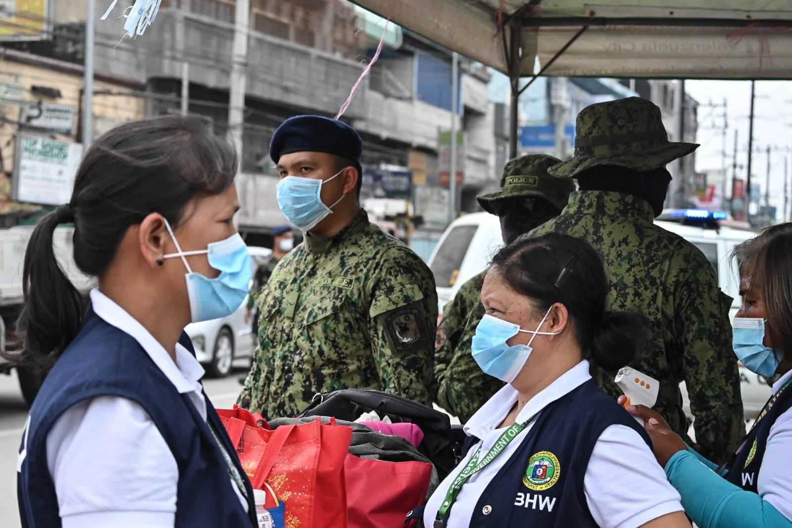 Duterte asks NPA for ceasefire during coronavirus lockdown