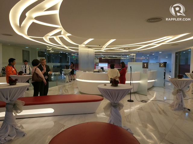 Bpi debuts 39 fresh bright 39 design for branches - Bank of the philippine islands head office ...