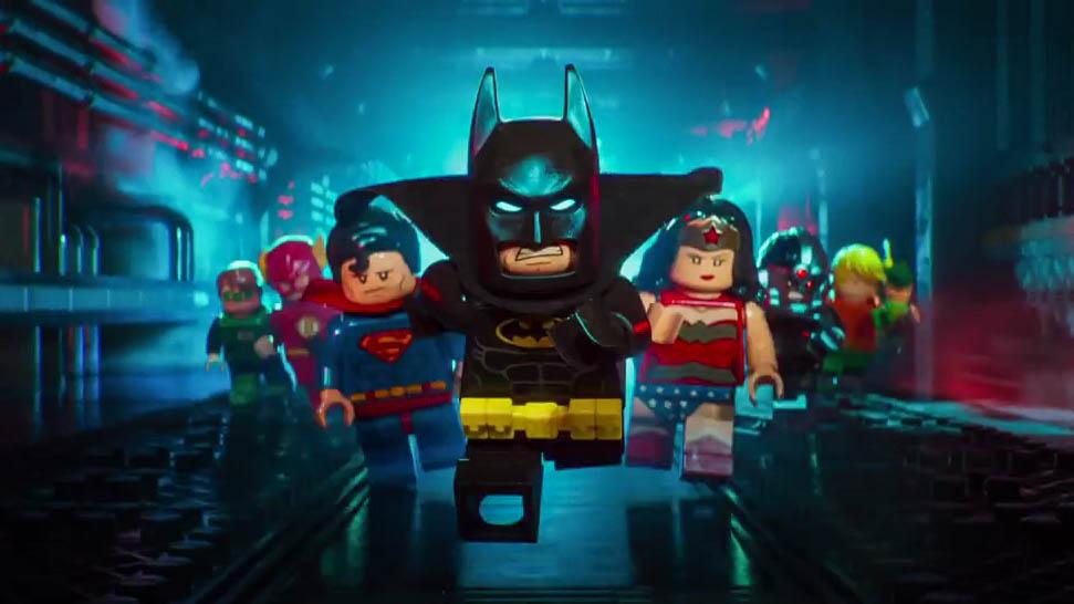 WATCH: Beatboxing Batman announces 'The Lego Batman Movie' in teaser ...