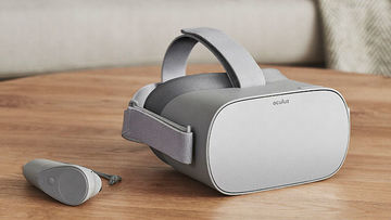 519a27a68b3b OCULUS GO. The new VR headset doesn t require a phone to use.