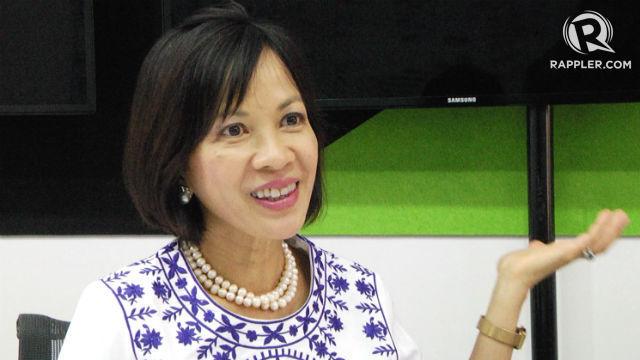 Filipina Microsoft executive on fostering growth through technology
