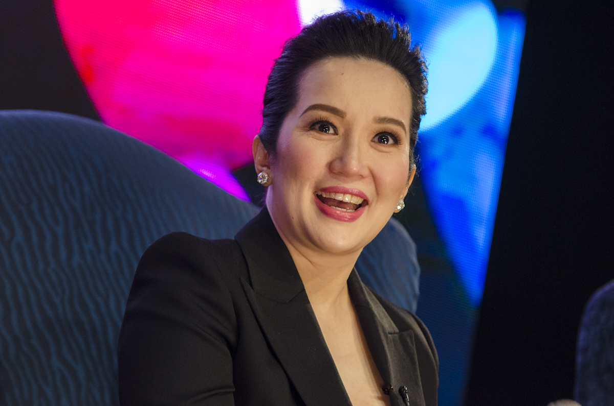 ae62cf71c82746 Kris Aquino on Mocha Uson   If I talk about her