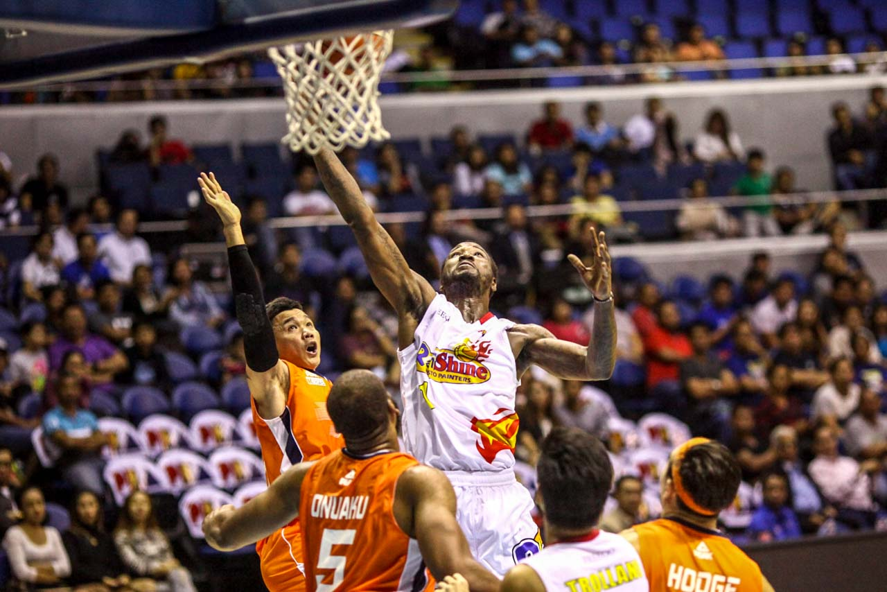 Old and new imports add flavor to 2017 PBA Commissioner's Cup  Old and new imp...