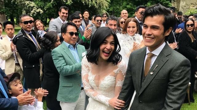 Anne S Wedding: IN PHOTOS: Anne Curtis, Erwan Heussaff Get Married
