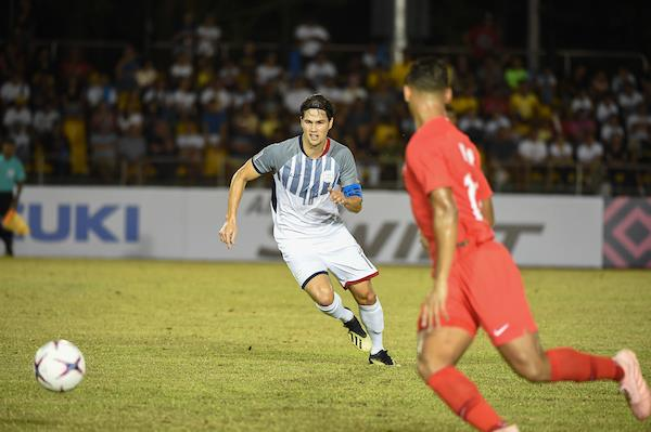 e41fd88ca Phil Younghusband and the Philippine Azkals did the country proud. Photo  from AFF