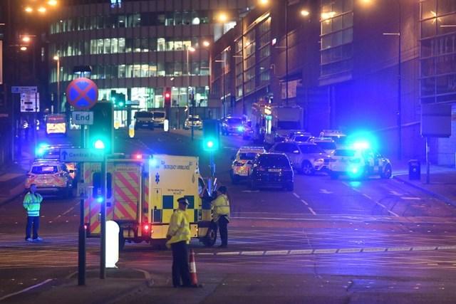 No Filipino casualty in UK concert bombing – embassy