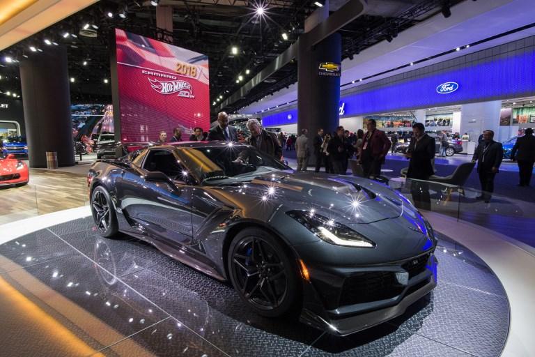 As Tech Ascends Has Ces Made Detroit Auto Show An