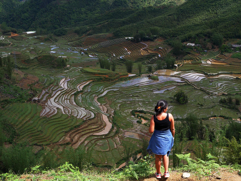 [Vietnam travel guide] Sa Pa: Where human hands play god