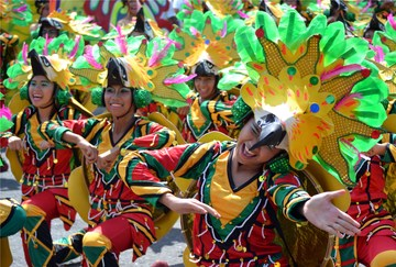The vibrant beauty of Davao's Kadayawan Festival