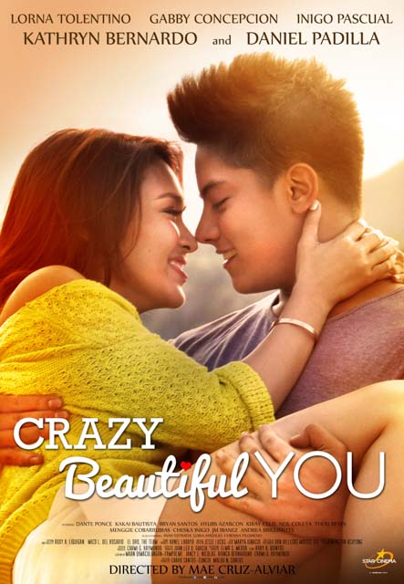 'Crazy Beautiful You' Review: Baby formula