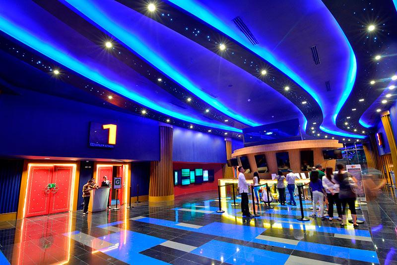 St Street Movie Theater