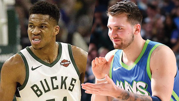 Luka Edges Giannis For Early Nba All Star Voting Lead