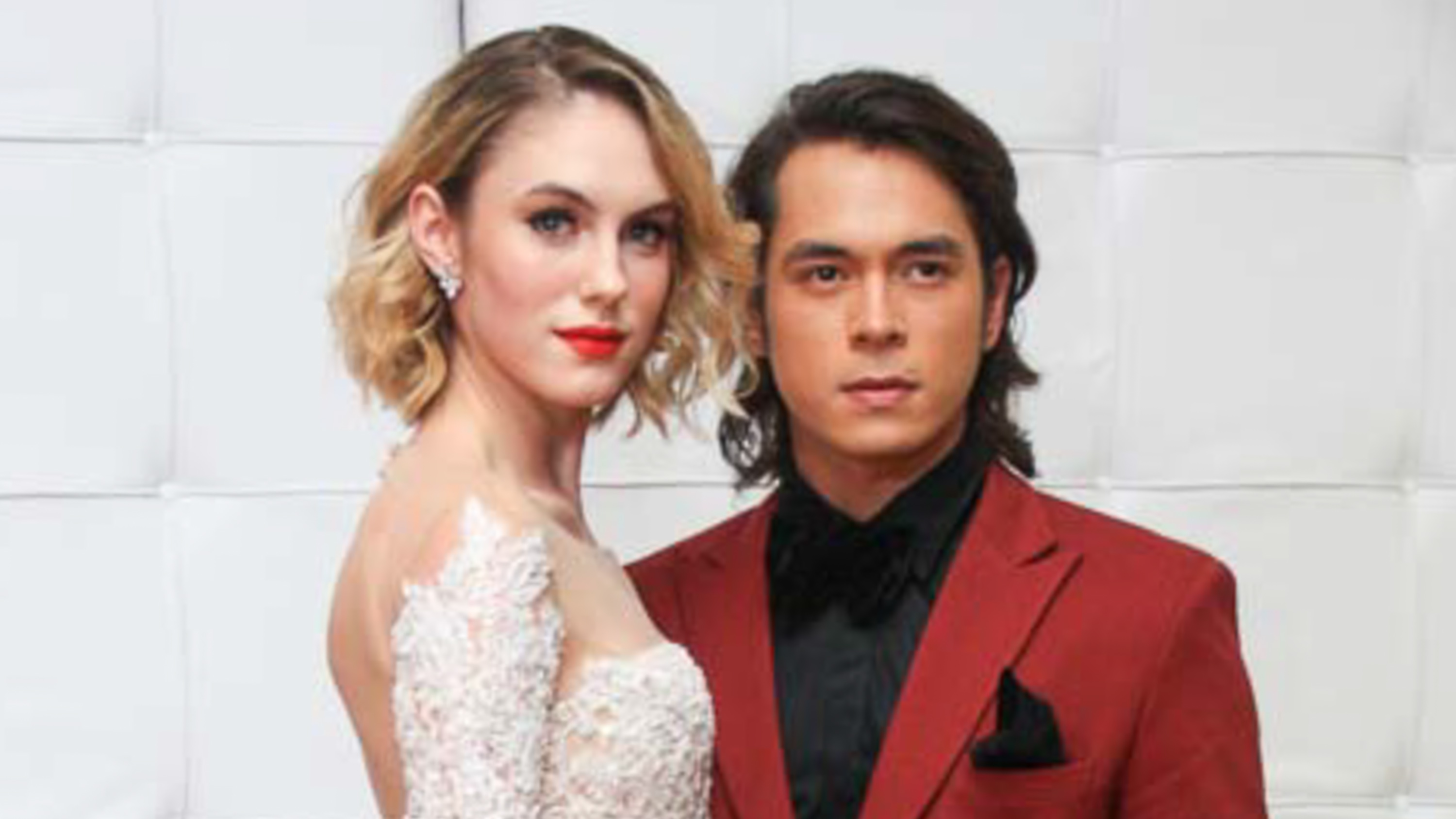 Image result for Jake Cuenca and Sara Grace Kelley