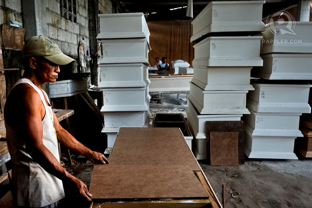 Making A Living In Coffin Town