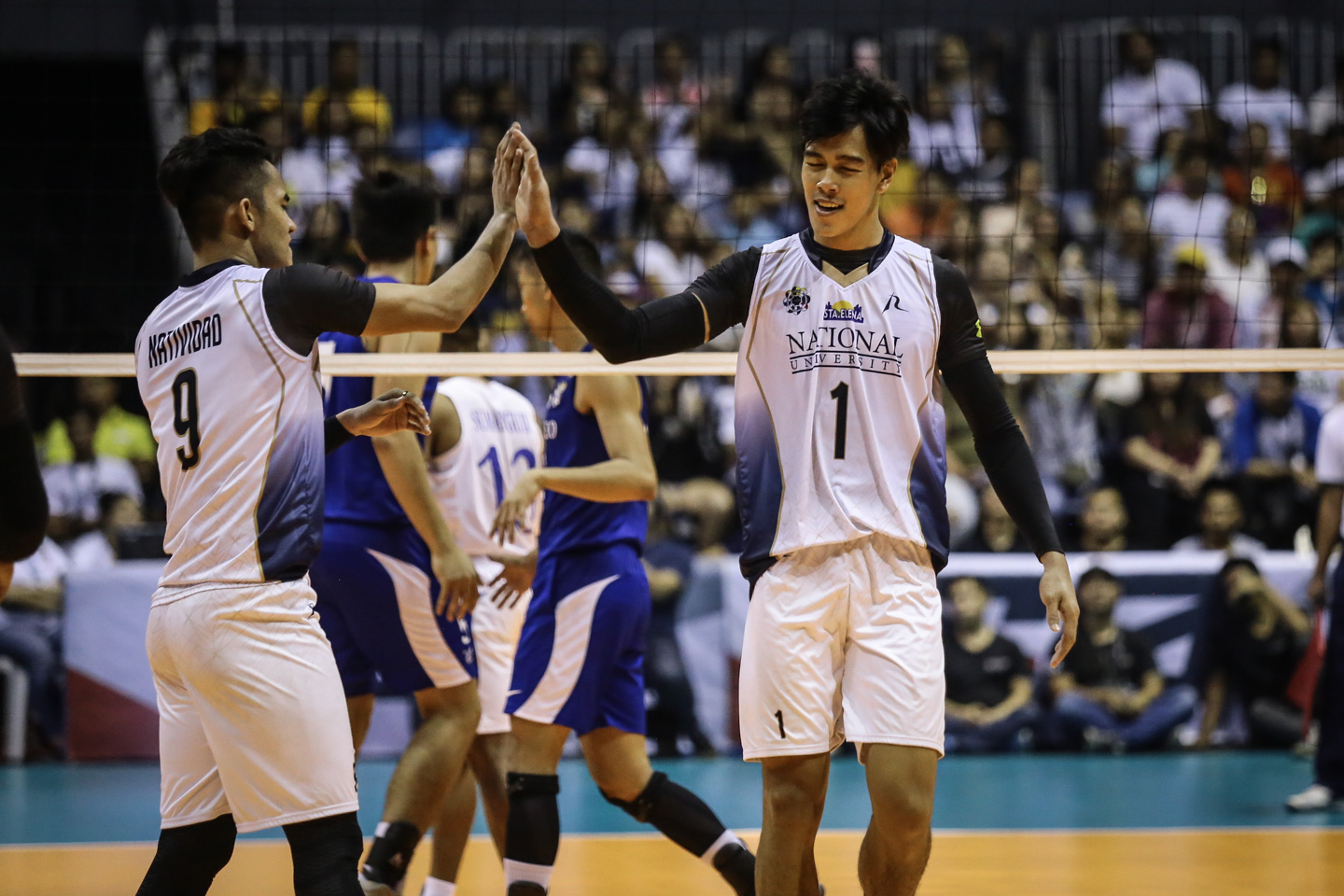 Rivalry continues: Ateneo, La Salle vie for UAAP women's volleyball crown