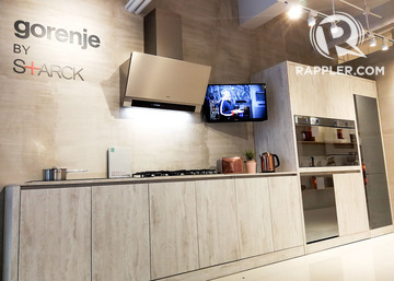 Sleek Stylish European Kitchen Appliances Now Available In Ph