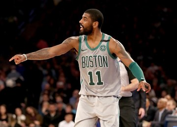 7d2bba07fd99 Kyrie Irving leads the Boston Celtics to their fifth win in 7