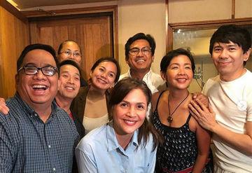 LISTEN: OPM singers unite to perform 'Sana Naman, Taumbayan'