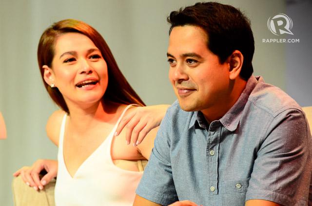 Bea Alonzo And John Lloyd Cruz
