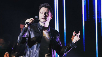 Shane Filan is going to Davao