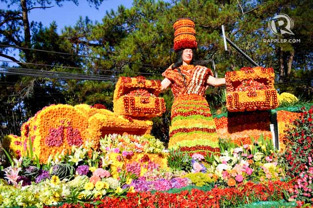panagbenga festival baguio flower festival Panagbenga festival in baguio philippines grand float parade at session road in 2018 flower festival melvin jones harrison subscribe to street scene.