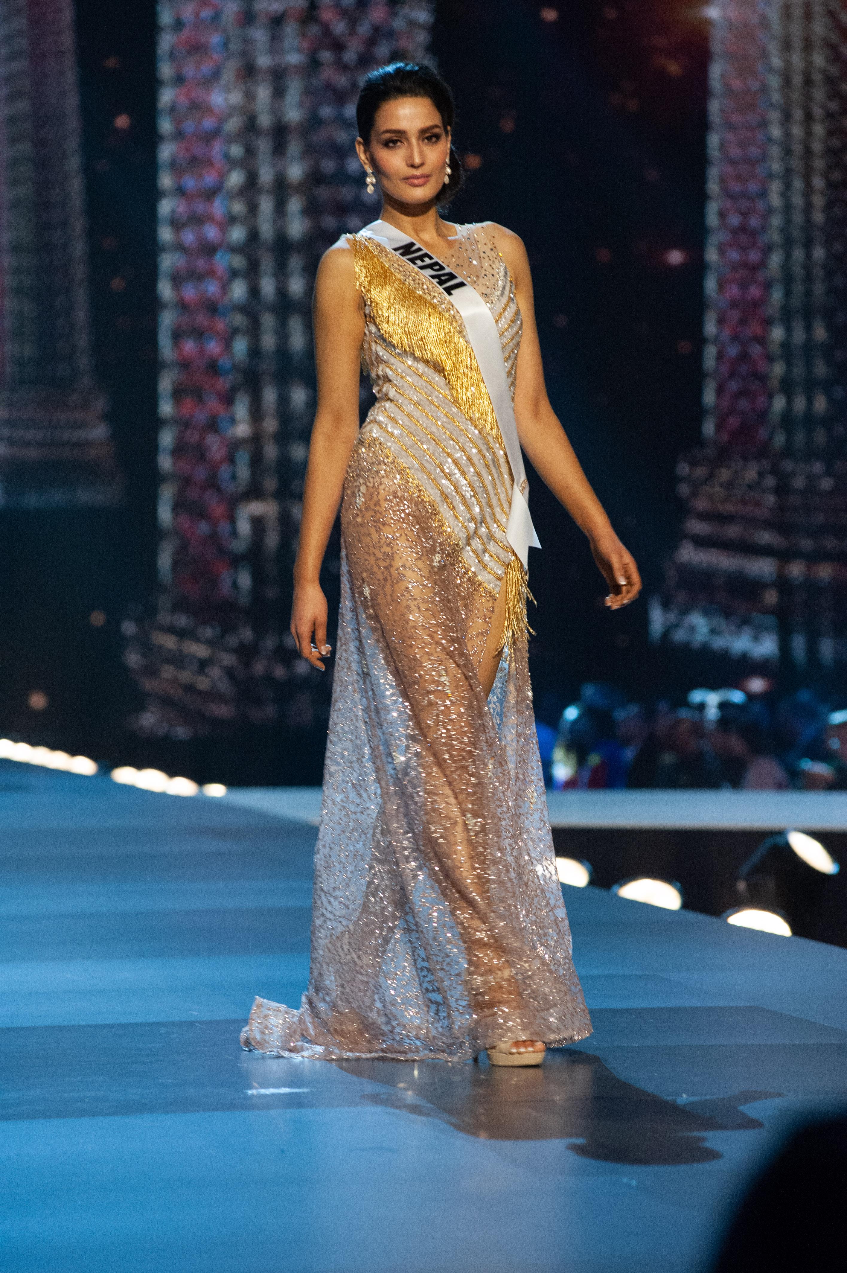 Famous Designers 2018 Evening Dress