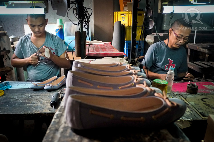 shoe industry The shoe industry today brief observations by business owner frank giannino the footwear industry has never been more exciting than it is today, whether you are designing footwear, working in a shoe factory or in retail.