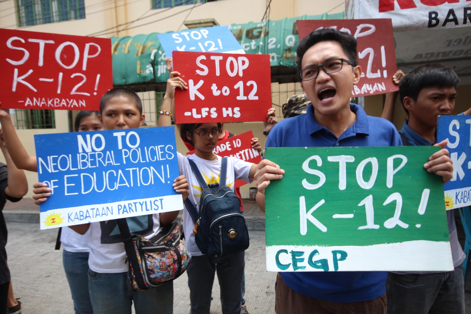negative effects of k 12 in the philippines