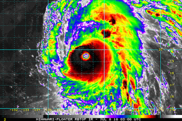 Monsoon affects parts of PH as Typhoon Maria heads for PAR