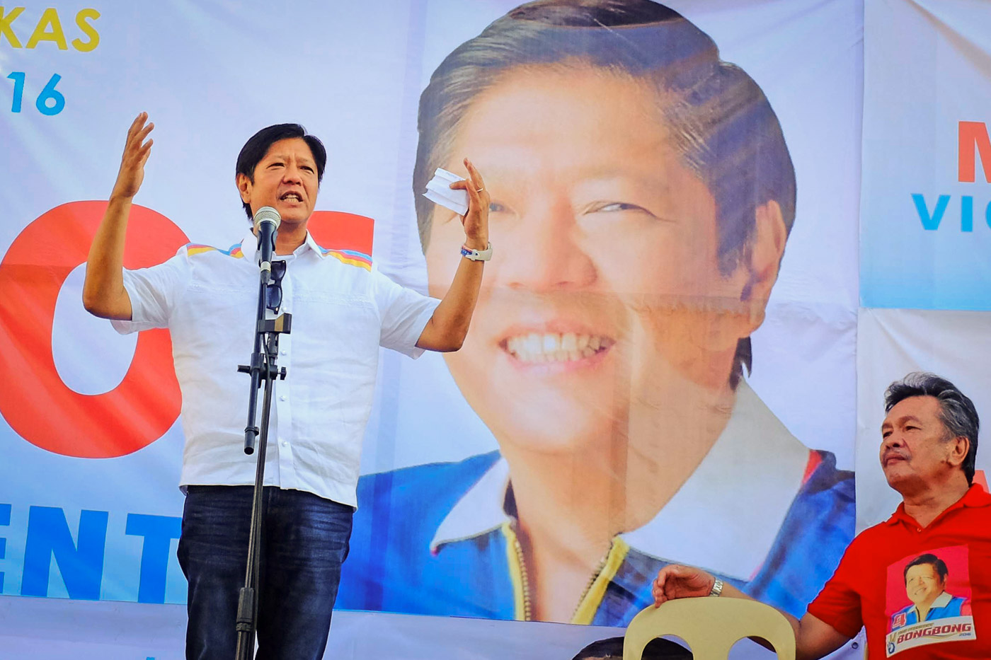 CAMPAIGN NOTES: Marcos Jr\'s worry is not the anti-martial law propaganda