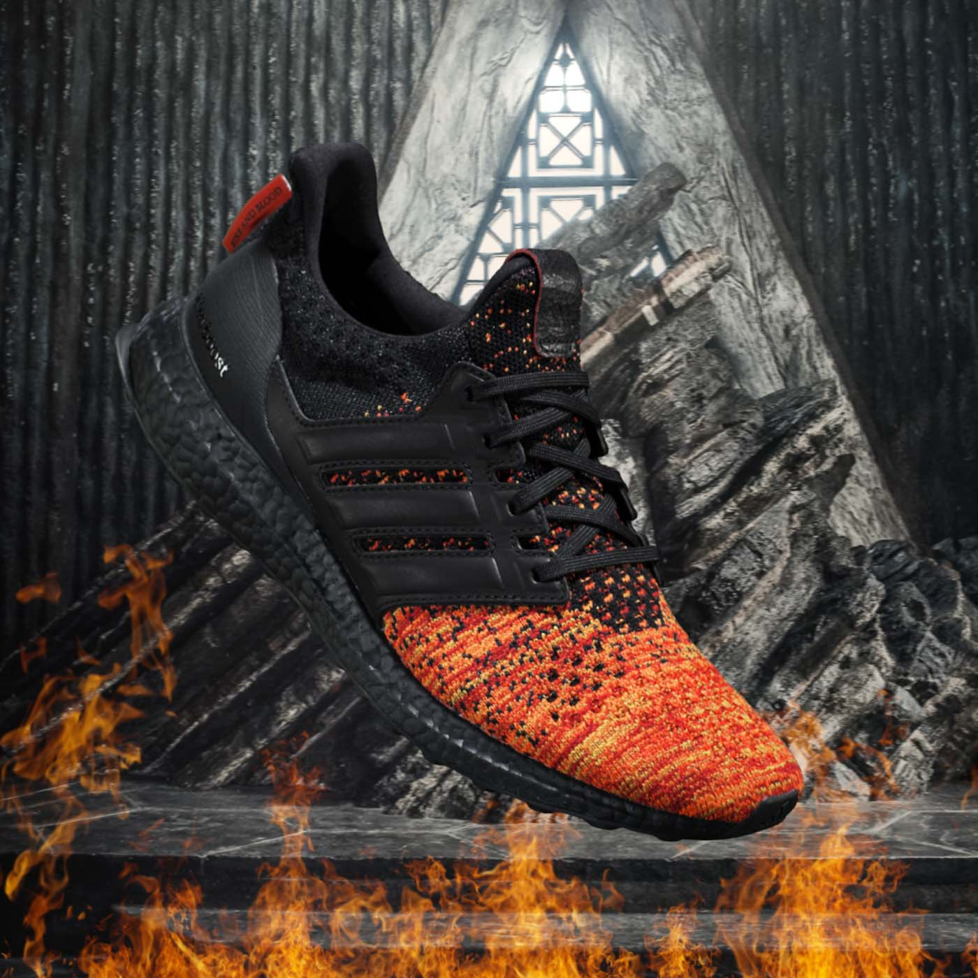 huge discount 49a19 3a991 LOOK  The Adidas x Game of Thrones collab drops March 22