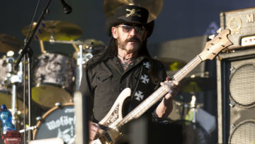 Britain's Motorhead frontman Lemmy dies of cancer aged 70 – band